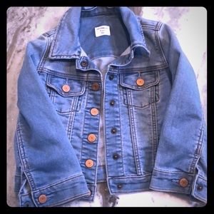 Baby Gap Jean jacket. Like new! 3T